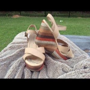 Montego Bay Club  wedge sandal